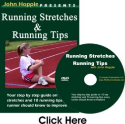 Running Stretches and Running Tips