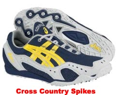 running spikes for cross country runners